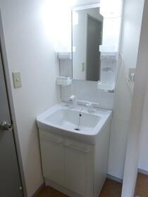 アネックス東名 103号室の洗面所