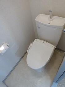 アネックス東名 103号室のトイレ