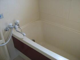 中里戸建の風呂
