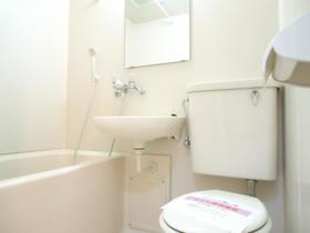 Y・Sアネックス 107号室のトイレ