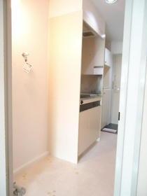Y・Sアネックス 107号室のキッチン