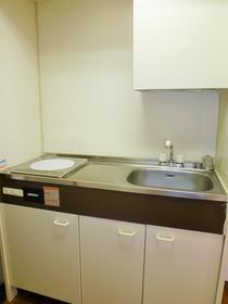 コーポあーさ・相武台 206号室のキッチン