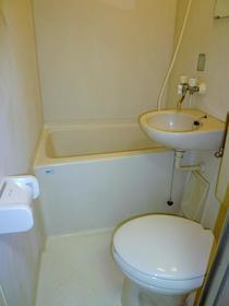 コーポあーさ・相武台 206号室の風呂