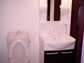 シルクハイツ 201号室のトイレ