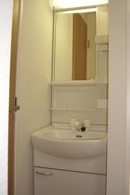 ラークハイム 103号室の洗面所