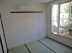 シャープ&フラット 102号室の居室
