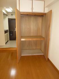コーポあーさ・相武台 203号室の収納