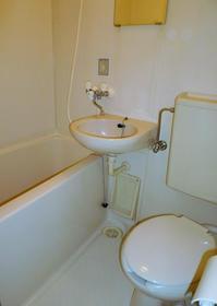 コーポあーさ・相武台 203号室の風呂