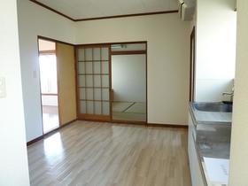関水ハイツ 203号室のキッチン