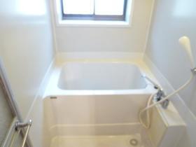 コーポラスユーB棟 102号室の風呂