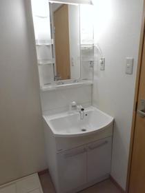 アネックス南町田 202号室の洗面所