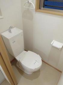 アネックス南町田 202号室のトイレ