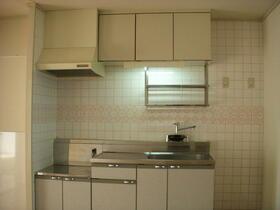 センチュリーハイツ町田12号棟 202号室のキッチン