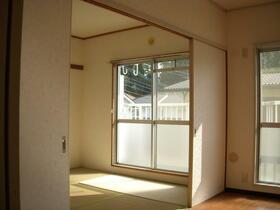 センチュリーハイツ町田12号棟 202号室のバルコニー