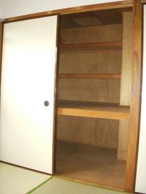 センチュリーハイツ町田12号棟 202号室の収納