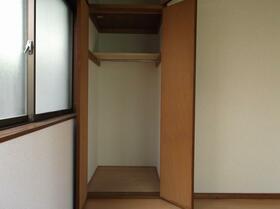 フラワーハイツ 101号室の収納