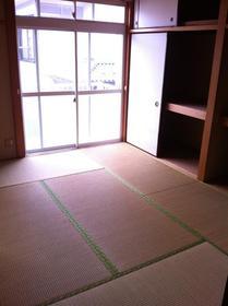ボナール青葉 202号室の居室