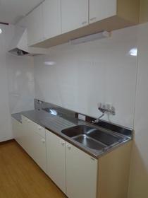 友井ハイムのキッチン