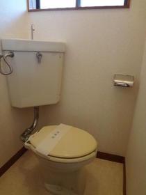 友井ハイムのトイレ