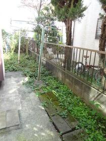 友井ハイムの庭