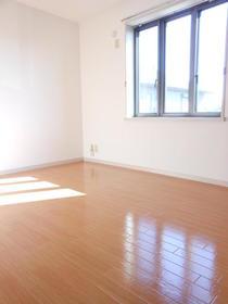 シャーメゾンB棟 201号室の居室