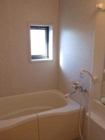 シャーメゾンB棟 201号室の風呂