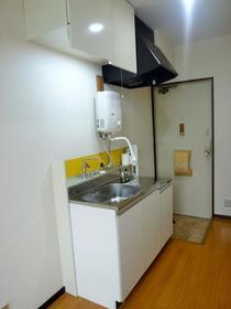 コーポパトリニア 201号室のキッチン