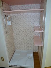 コーポパトリニア 201号室の設備