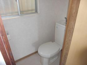 関水ハイツ 201号室のトイレ