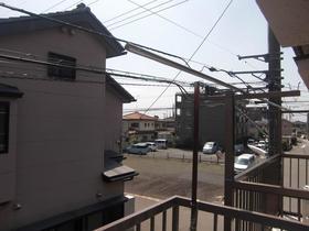 関水ハイツ 201号室の眺望