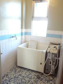 横田ハイツ 305号室の風呂