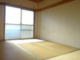 横田ハイツ 305号室の居室