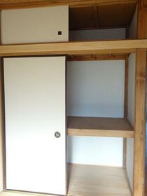 横田ハイツ 305号室の収納