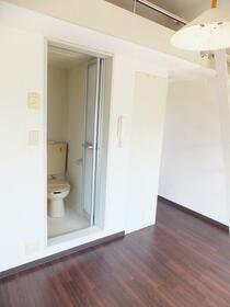 グリーンハウス上鶴間 201号室のトイレ