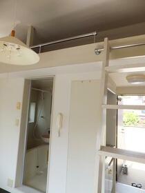 グリーンハウス上鶴間 201号室の玄関
