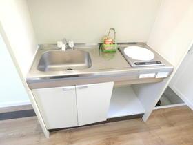 グランバリュー相模大野 103号室のキッチン