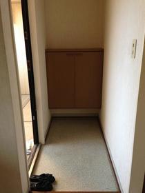 コーポ原ノ木C 205号室の玄関