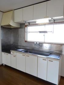 コーポ下和田 202号室のキッチン