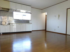 コーポ下和田 202号室のリビング