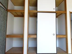 コーポ下和田 202号室の収納