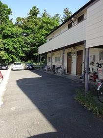 コーポ下和田 202号室の駐車場