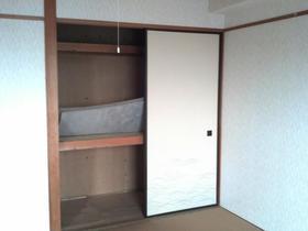 シルバープラザビル 505号室の収納