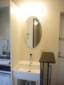 ラスティング相模大野 302号室の洗面所