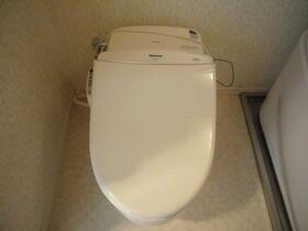 ラスティング相模大野 302号室のトイレ