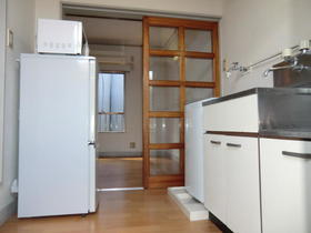 Oakhill相模大野 204号室のキッチン
