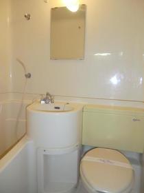 Oakhill相模大野 204号室の風呂