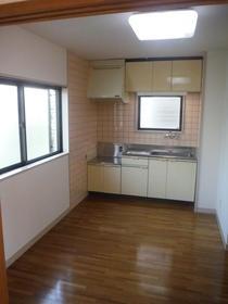 ベルアベニュー南林間 202号室のキッチン