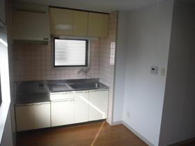 ベルアベニュー南林間 302号室のキッチン