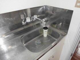 コンフォートビラ中央林間南 103号室のキッチン