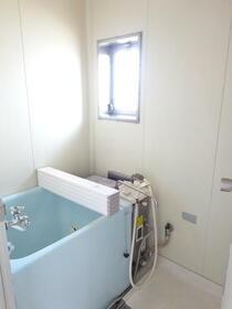 佐藤荘 202号室の風呂